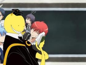 暗杀教室OVA 1080P BD 无修