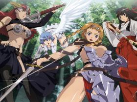 女皇之刃 OVA+特典 1080P BD 无修